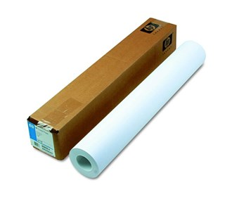 hp coated paper 24in x 150ft