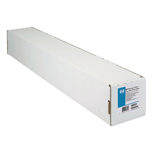 hp premium instant dry satin photo paper 50in x 100ft