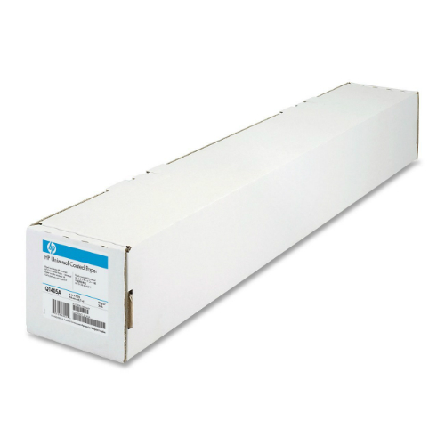 hp universal coated paper 36in x 150ft