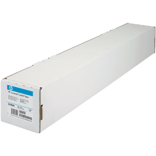 hp universal coated paper 42in x 150ft