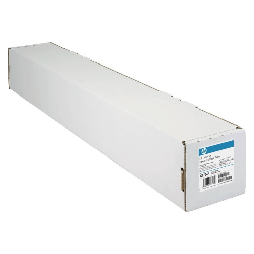hp universal instant dry gloss photo paper 42in x 200ft