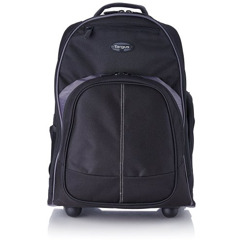 715d0ea5ad5f Details about Targus TSB750USB Compact Rolling Backpack F/ Laptop Upto 16''  /MacBook Upto 17''