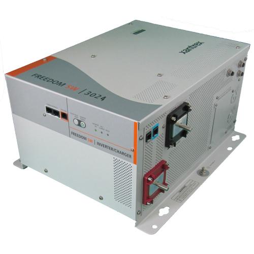 xantrex freedom sw3024 3000w 24v inverter charger