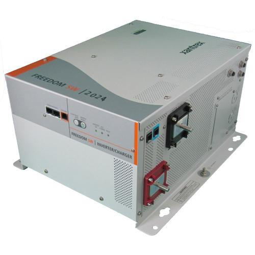 xantrex freedom sw2024 2000w 24v inverter charger