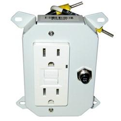 "Product # 808-9003 <br /> <ul> <li><span class=""blackbold"">GFCI Outlet Option Kit</span></li> <li>For Freedom SW2000 Power Inverters</li> <li>Fault Protected Dual Outlet</li> </ul>"
