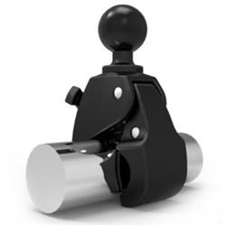"Product # RAP-404U <ul> <li><span class=""blackbold"">Mount Base</span></li> <li>High Strength Composite Material</li> <li>1.5"" Rubber Ball Size</li> <li>High Strength Glass Filled Nylon Construction</li> <li>Clamp Jaw</li> </ul>"