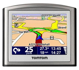 tomtom one 4th edition
