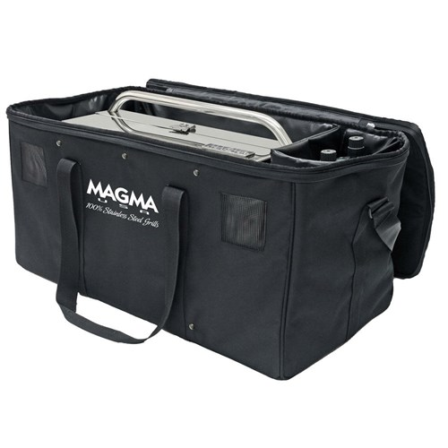 magma padded grill accessory carrying storage case