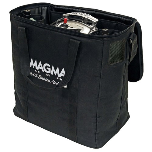 magma padded grill and accessory carrying storage case