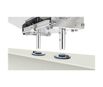 magma dual locking flush deck socket mount