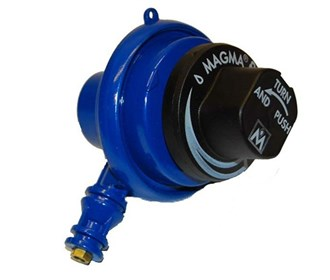 magma control valve regulator type 1