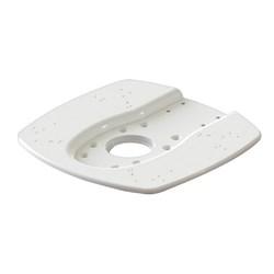 """Product # ADAR1<br/><br/> <ul> <li><span class=""""blackbold"""">Modular Plate</span></li> <li>Anodized Aluminum Construction</li> <li>Unique Universal Plate Design</li> <li>Dimple Holes</li> </ul>"""