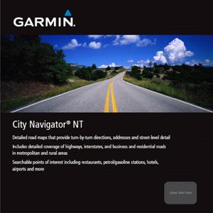 garmin city navigator europe nt uk ireland
