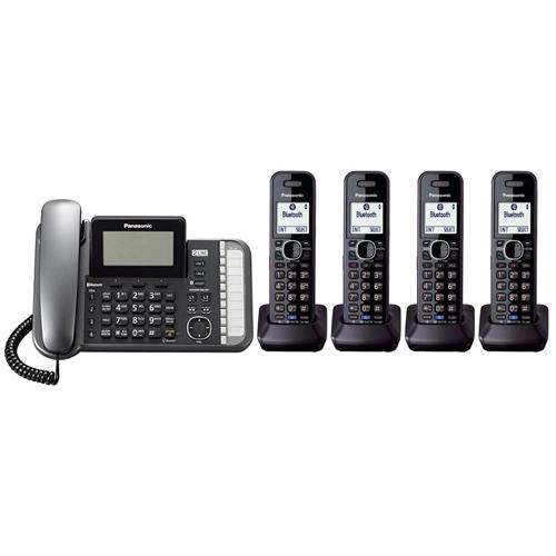 panasonic KX TG9582B 2 KX TGA950B