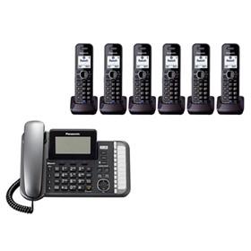 panasonic KX TG9582B 4 KX TGA950B