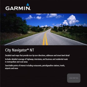 garmin city navigator europe nt spain portugal