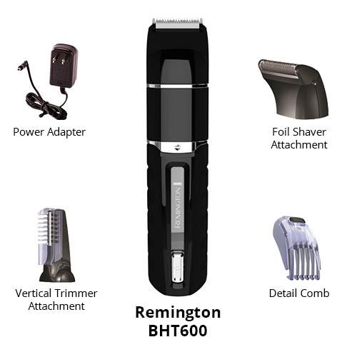 remington bht600