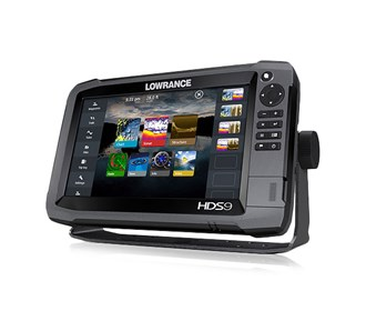 lowrance hds 9 gen3 combo insight with 50 200khz