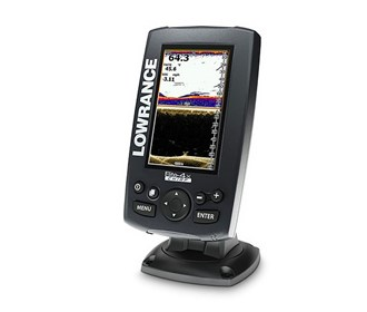 lowrance elite 4x chirp with 50 200 455 800