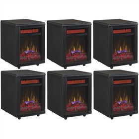 duraflame 10if9239blk 6 pack