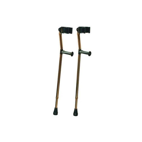 lumex deluxe ortho forearm crutches large