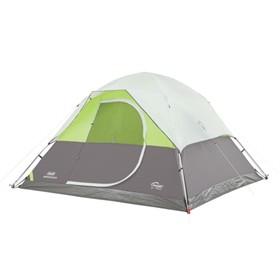 coleman aspenglen 6 person instant dome tent