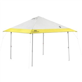 coleman shelter 10x10 instant canopy eaved