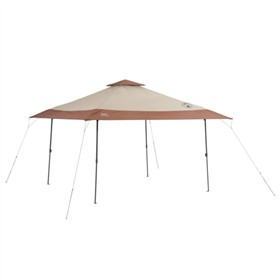coleman 13 ft 13 ft instant eaved canopy