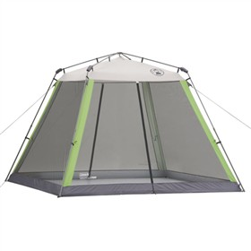 Coleman shelter 10x10 instant screen