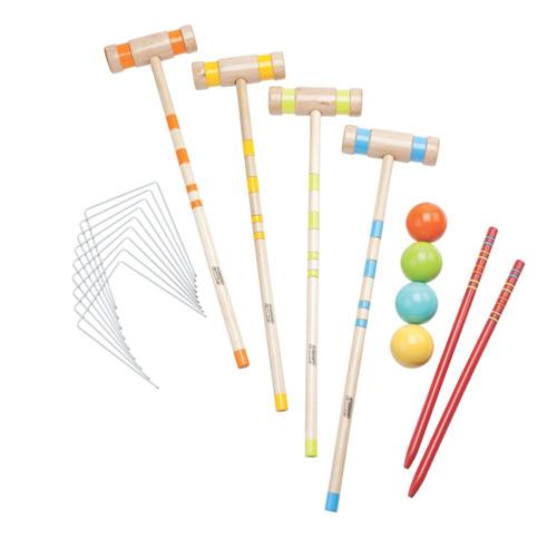 coleman croquet set