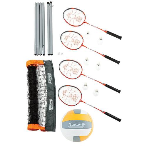 coleman badminton sport game