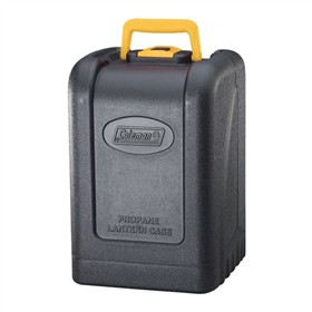 coleman propane lantern carry case