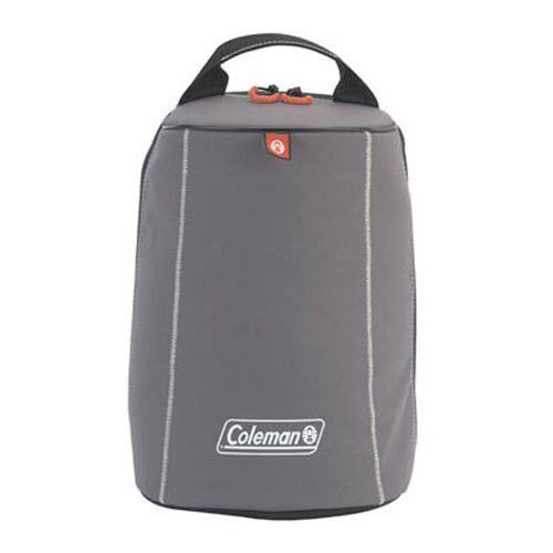 coleman soft carry case gray