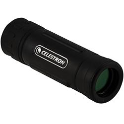 "<ul> <li><span class=""blackbold"">Roof Monocular</span></li> <li>High-Quality BK7 Prisms</li> <li><span class=""Redbold"">10x Magnification</span></li> <li><span class=""bluebold"">25 mm Objective  Lens</span></li> <li>11 mm of Eye Relief</li> <li>Rubber Covered for Protection</li> <li>SKU: 71213</li> </ul>"