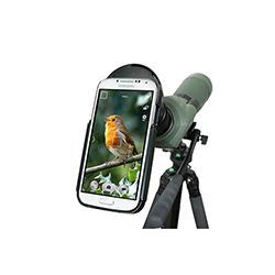 """<ul> <li><span class=""""blackbold"""">M2 to Galaxy S4 Smartphone Adapter</span></li> <li>Form-Fitted Adapter Ring</li> <li>Quick & Easy Connection</li> <li>Small, Compact & Lightweight</li> <li><span class=""""blackbold"""">For Samsung Galaxy S4</span></li> <li>SKU: 81042</li> </ul>"""