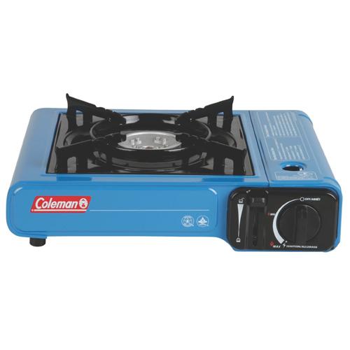 coleman butane instastart stove