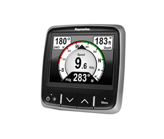 raymarine i70s wind/depth/speed system pack t70226