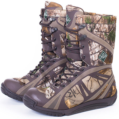 the muck boot company pursuit shadow mid series