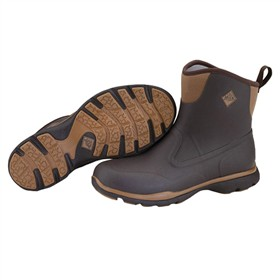the muck boot company mens excursion pro mid bark