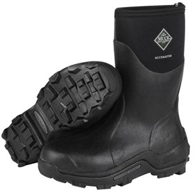 the muck boot company unisex muckmaster mid black