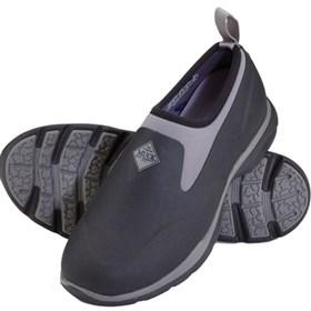 muck boots mens excursion pro low black