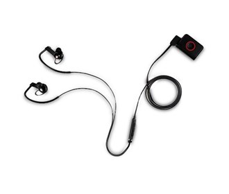 lg heart rate monitor earphone