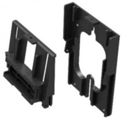 <li>Wall Mount Kit</li> <li>2-Piece Slide &amp; Lock Design</li> <li>Tilt of 10&deg;</li> <li>Includes Short Ethernet Cable</li> <li>Work w/ All 6800 Series SIP Phones</li> <ul>