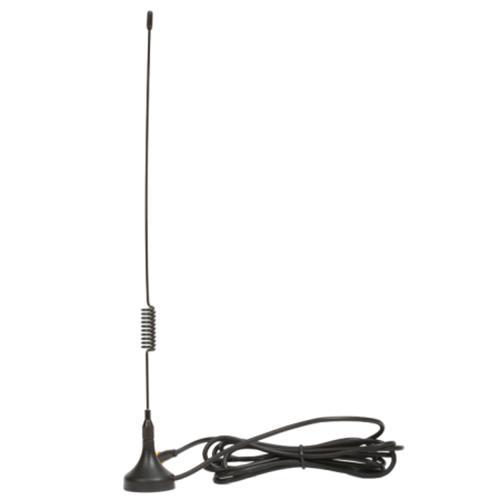 uniden outdoor magnet mount antenna 3 dbi 700 2500 mhz