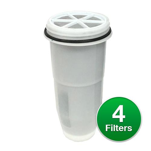 zero water bottle filter 4 pack. Black Bedroom Furniture Sets. Home Design Ideas
