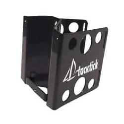 Product # T137 <br/> <ul> <li>Single Mast Bracket</li> <li>Strong &amp; Lightweight</li> <li>Black Powder Coated</li> <li>Corrosion Free</li> </ul>