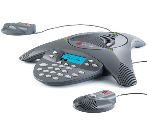 polycom 2200 06640 001 with ex mics