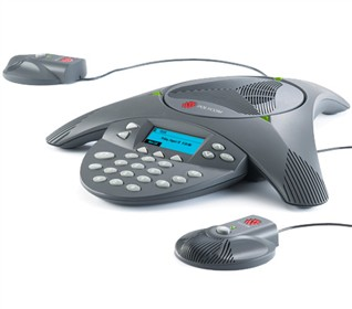 polycom 2200 06640 001 with ex mics