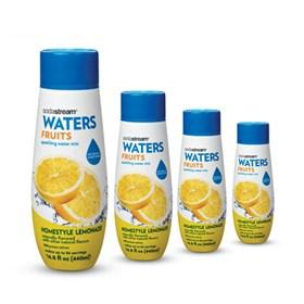 sodastream true lemon homestyle lemonade sodamix 4 pack