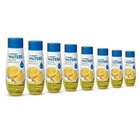 sodastream true lemon homestyle lemonade sodamix 8 pack